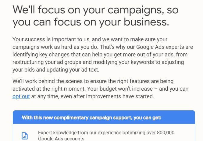 Google-email-campaigns