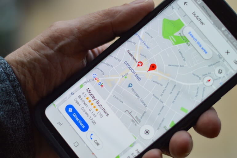 google-my-business-location-listing-mobile-device