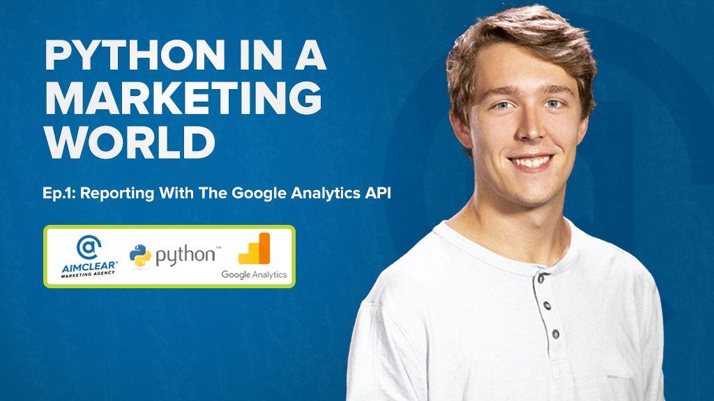 Python-in-marketing