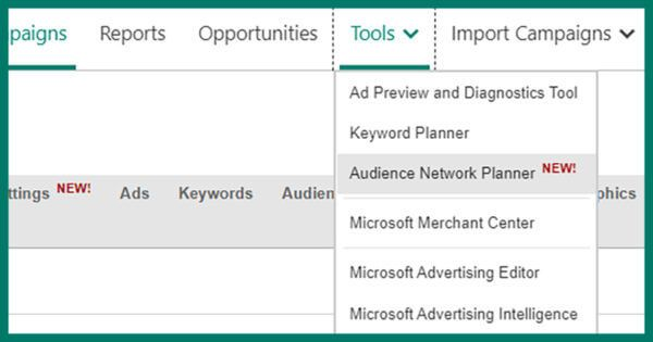Microsoft-Ads-Audience-Network-Planner
