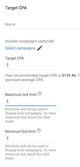 portfolio-bidding