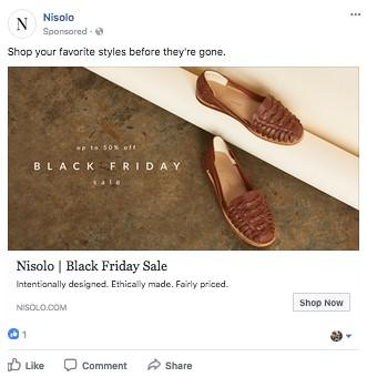facebook-ecommerce-conversion-campaign-ad-example