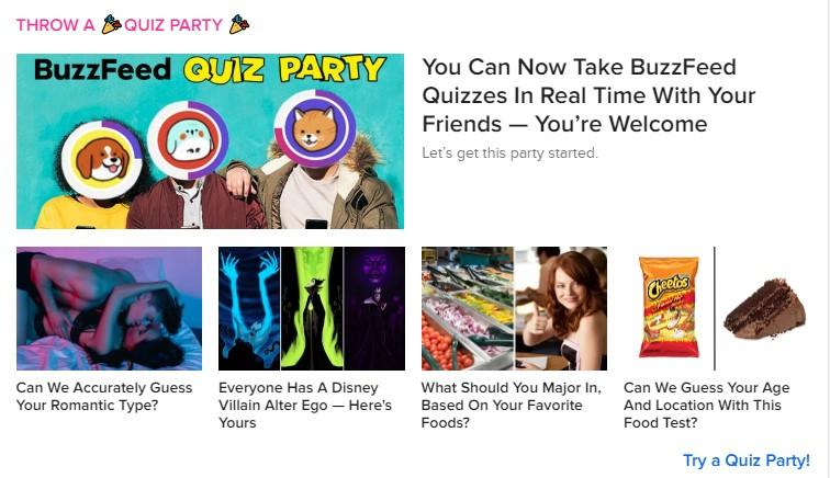 interactive-content-buzzfeed-quizzes