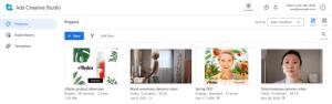 google-creative-studio-project-library